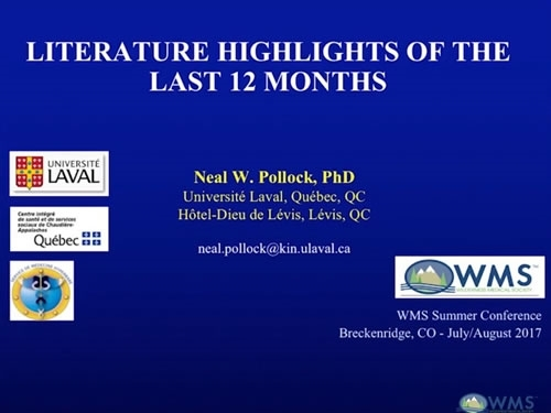 Best Research Articles of the Last 12 Months - Neal Pollock