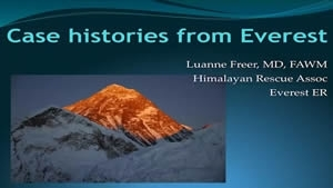 Everest Case Reports - Luanne Freer