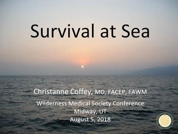 Survival at Sea - Christanne Coffey