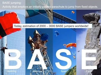 BASE Jumping Fatalities in the Bernese Oberland: Statistics about People Falling From the Sky - Corinna Schoen