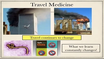 Multi-Resistant Bacteria in the World Traveler - Eric Johnson