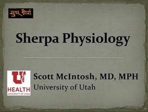 Sherpa Physiology - Scott McIntosh