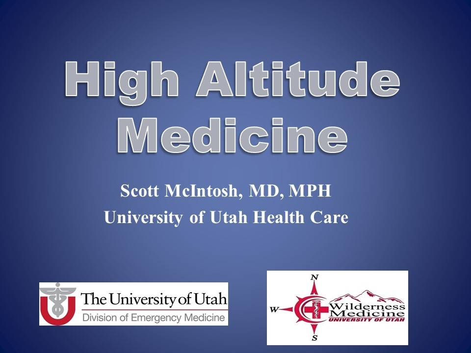 Altitude Update - Scott McIntosh