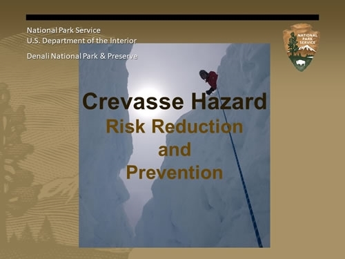 Crevasse Rescue - Case Studies and Injury Patterns in the Alaska Range - Tucker Chenoweth