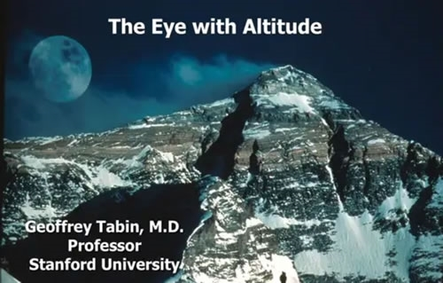 The Wilderness Eye - Geoffrey Tabin