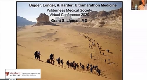 Bigger, Longer, Harder: Ultramarathon Medicine - Grant Lipman