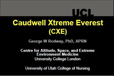 Xtreme Everest: A High-Altitude Research Journey - George Rodway