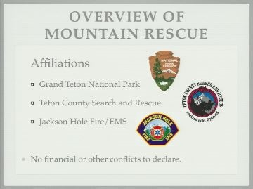 Overview of Mountain Rescue - Smith