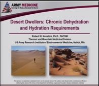 Desert Dwellers: Chronic Dehydration and Hydration Requirements - Robert Kenefick