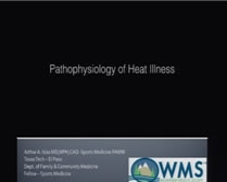 Heat Stroke Pathophysiology - Tony Islas