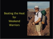 Beating the Heat for Weekend Warriors: How Best to Apply 2 WMS Practice Guidelines to the General Population - Tom Myers