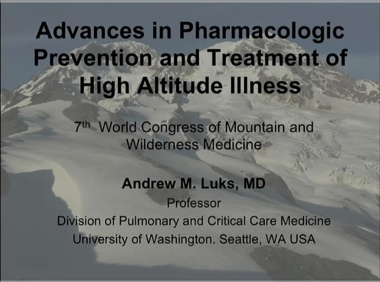 Advances in Pharmacologic Prevention and Treatment of HAI - Andy Luks